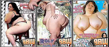 BBW Vault. Roly Gangbang. Scale Bust.